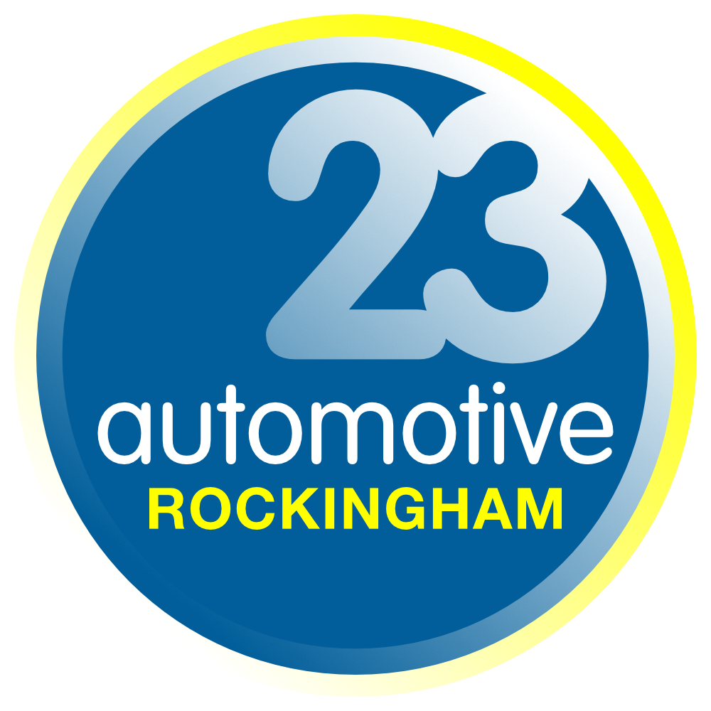 23 Automotive Logo
